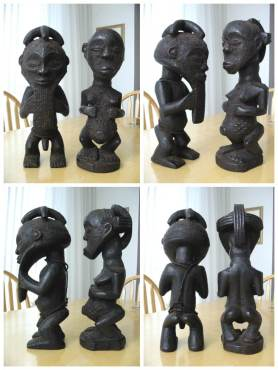 Antique African Sculpture