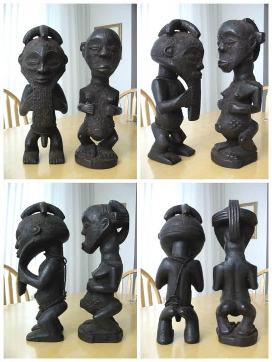 Antique African Sculpture