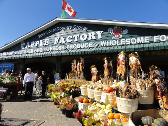 The Apple Factory