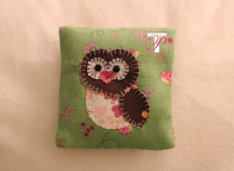 Baby Owl Patch by TechiePrincesa