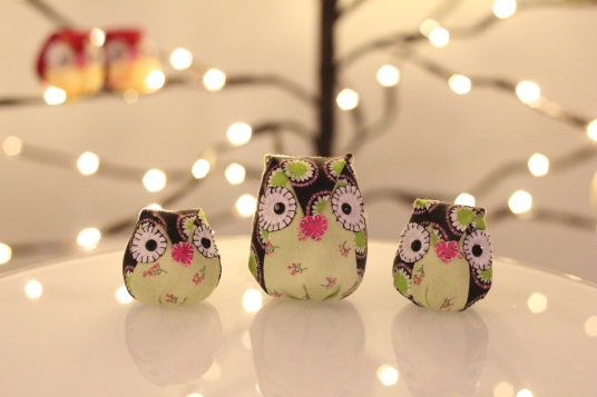 Happy Owls by Techie Princesa