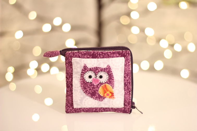 Happy Owl Coin Wallet