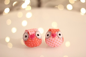 Happy Owls @TechiePricesa Etsy Shop