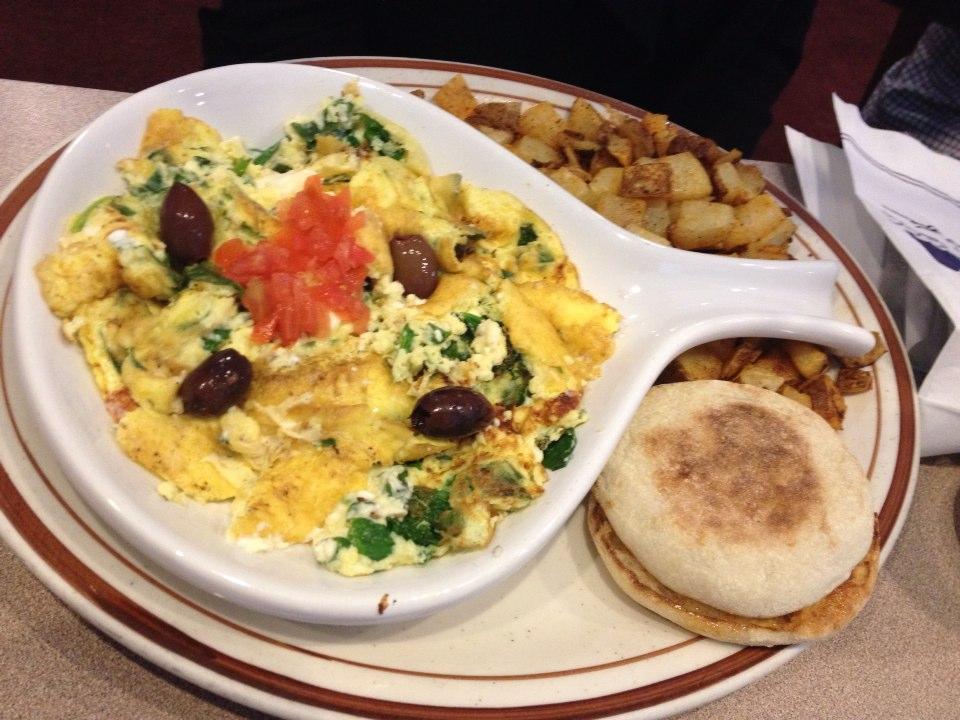 West Egg Cafe Chicago Restaurant
