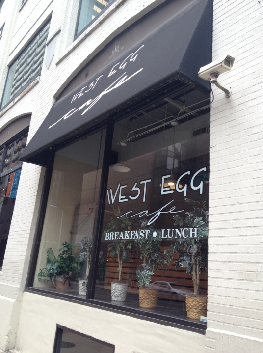West Egg Cafe, Chicago