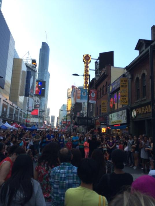 Buskerfest Toronto 2014