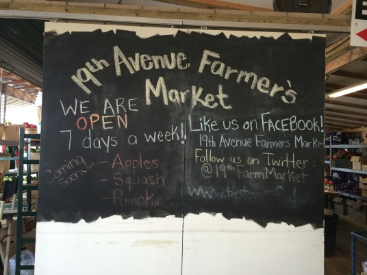 19th Avenue Farmers' Market