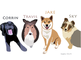 The Pack, Jake and Friends