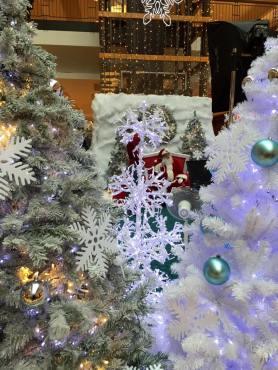 Santa Claus, Fairview Mall, Toronto