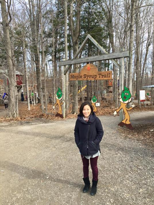 Maple Syrup Festival, Bruce Mill