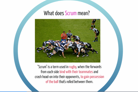 Agile Project Management: Scrum