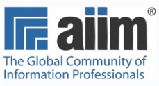 aiim.org logo, The Global Community of Information Professionals