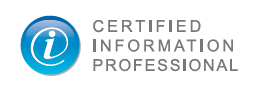 Certified Information Professional logo
